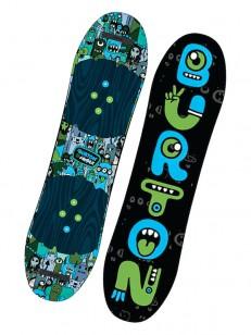 BURTON snowboard CHOPPER BLU/BLK