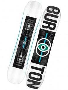 BURTON snowboard PROCESS SMALLS WHT