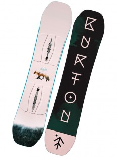 BURTON snowboard YEASAYER SMALLS PIN/BLK
