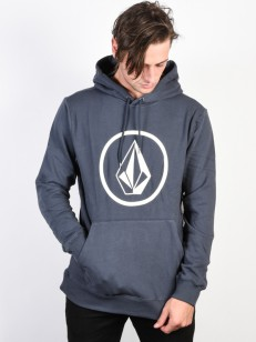 VOLCOM mikina STONE Midnight Blue