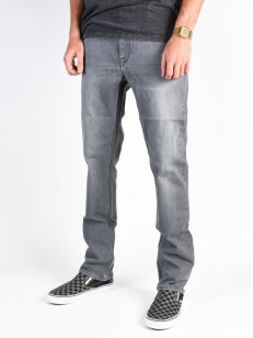 VOLCOM kalhoty VORTA DENIM Grey Vintage