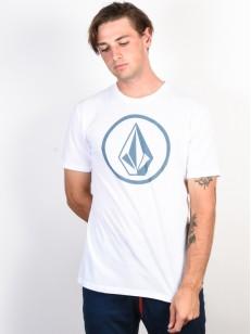 VOLCOM tričko CLASSIC STONE White
