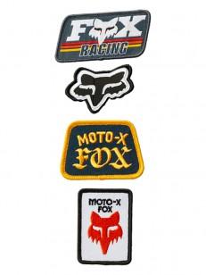 FOX nášivka RACE DAY Misc