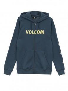 VOLCOM mikina SUPPLY STONE Navy Green