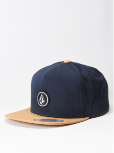 VOLCOM kšiltovka QUARTER TWILL Midnight Blue