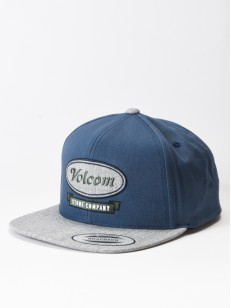 VOLCOM kšiltovka CRESTICLE Midnight Blue