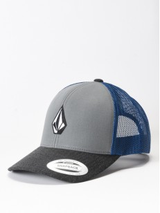 VOLCOM kšiltovka FULL STONE CHEESE Used Blue