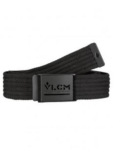 VOLCOM pásek BANZAI WEB Black