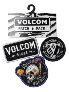 VOLCOM nášivka VOLCOM PATCH Assorted Colors