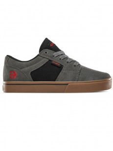 ETNIES boty BARGE LS GREY/BLACK/GUM
