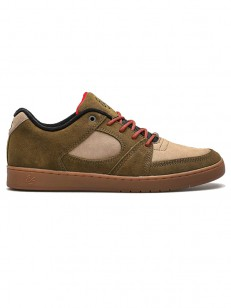 ÉS boty ACCEL SLIM BROWN/TAN/GUM