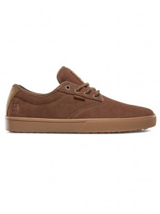 ETNIES boty JAMESON SLW BROWN/GUM/GOLD