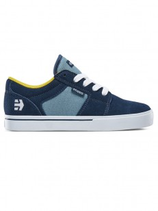 ETNIES boty BARGE LS NAVY/BLUE/GOLD