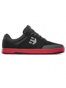 ETNIES boty MARANA BLACK/BLACK/RED