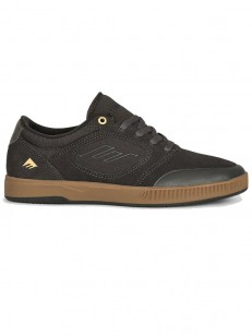 EMERICA topánky DISSENT GREY/GUM