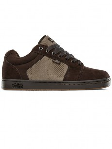 ETNIES boty BARGE XL BROWN/BEIGE/GUM