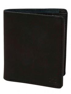 BILLABONG peněženka GAVIOTAS LEATHER BLACK