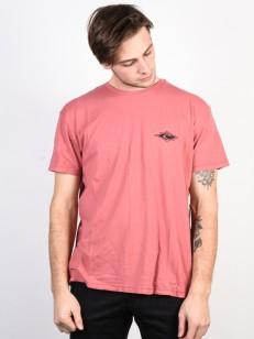 RIP CURL tričko PIN UP Slate Rose