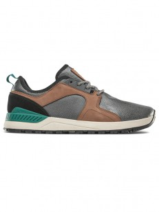ETNIES boty CYPRUS SCW BLACK/BROWN/GREEN