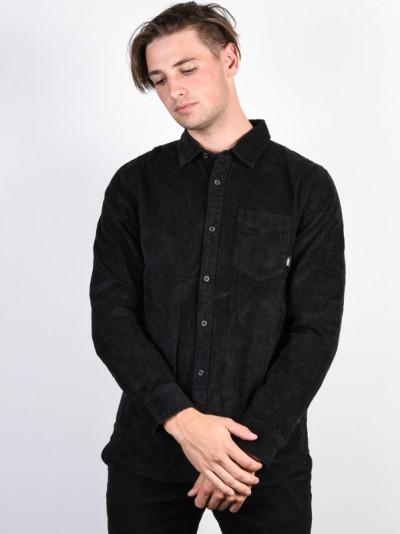 VANS košile SELLNER II BLACK