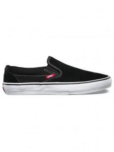 VANS boty SLIP-ON PRO Black/White/Gum