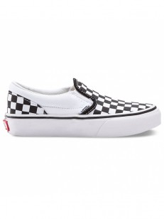 VANS boty CLASSIC SLIP-ON Black/Black/White