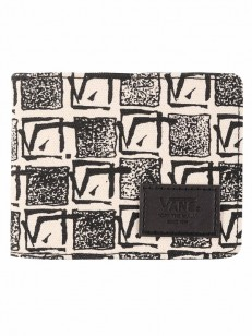 VANS peněženka BOYD III BLACK-GUNMETAL GREY