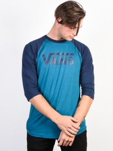 VANS triko CLASSIC CORSAIR-DRESS BLUES