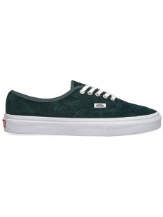 VANS boty AUTHENTIC (Pig Suede) darkest spruce/tru