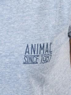 ANIMAL triko AZINASA Grisaille Blue Marl