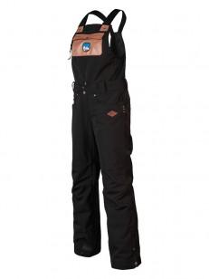 PICTURE kalhoty SEATTLE BLACK