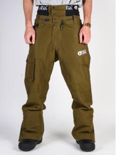 PICTURE kalhoty UNDER KAKI