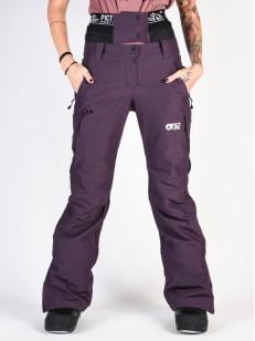 PICTURE kalhoty TREVA PURPLE