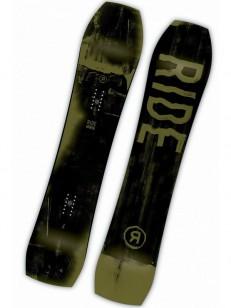 RIDE snowboard WARPIG BLK/GRN