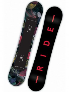 RIDE snowboard RAPTURE BLK