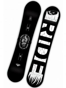 RIDE snowboard MACHETE JR BLK/WHT