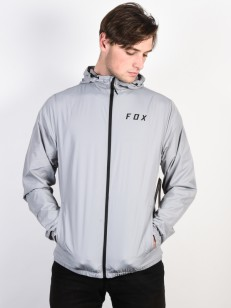 FOX bunda ATTACKER WINDBREAKER Steel Grey