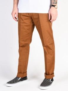 FOX kalhoty STRETCH CHINO Taupe