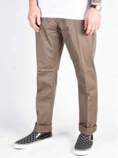 FOX kalhoty STRETCH CHINO Bark