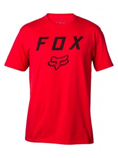 FOX triko LEGACY MOTH Dark Red