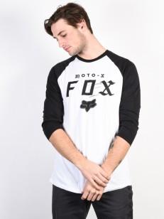 FOX triko MOTO X PREMIUM White/Black