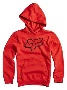 FOX mikina LEGACY Dark Red