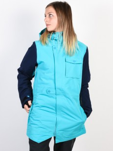 ARMADA bunda HELENA INSULATED peacock blue