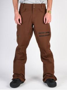 ARMADA kalhoty ATMORE STRETCH mahogany