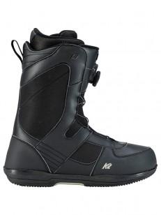 K2 boty MARKET Black