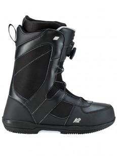 K2 boty BELIEF Black