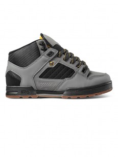 DVS boty MILITIA BOOT charcoal/black/gold/nubuck/e