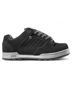 DVS boty MILITIA SNOW black/leather