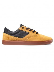 DVS boty PRESSURE SC+ chamois/black/suede/chico