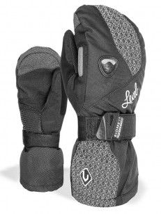 LEVEL rukavice BUTTERFLY MITT Dark